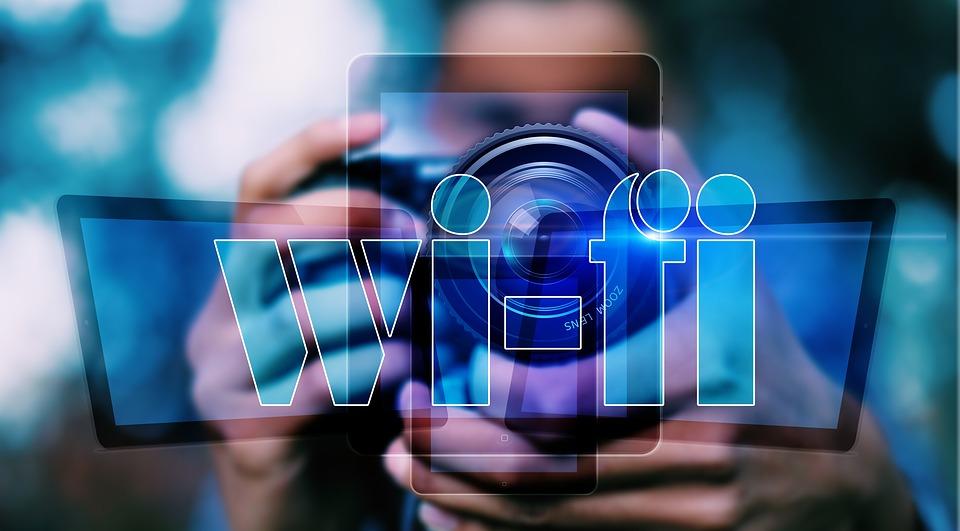 Postup, jak změnit heslo na wi-fi