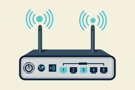 Jak nastavit wifi router