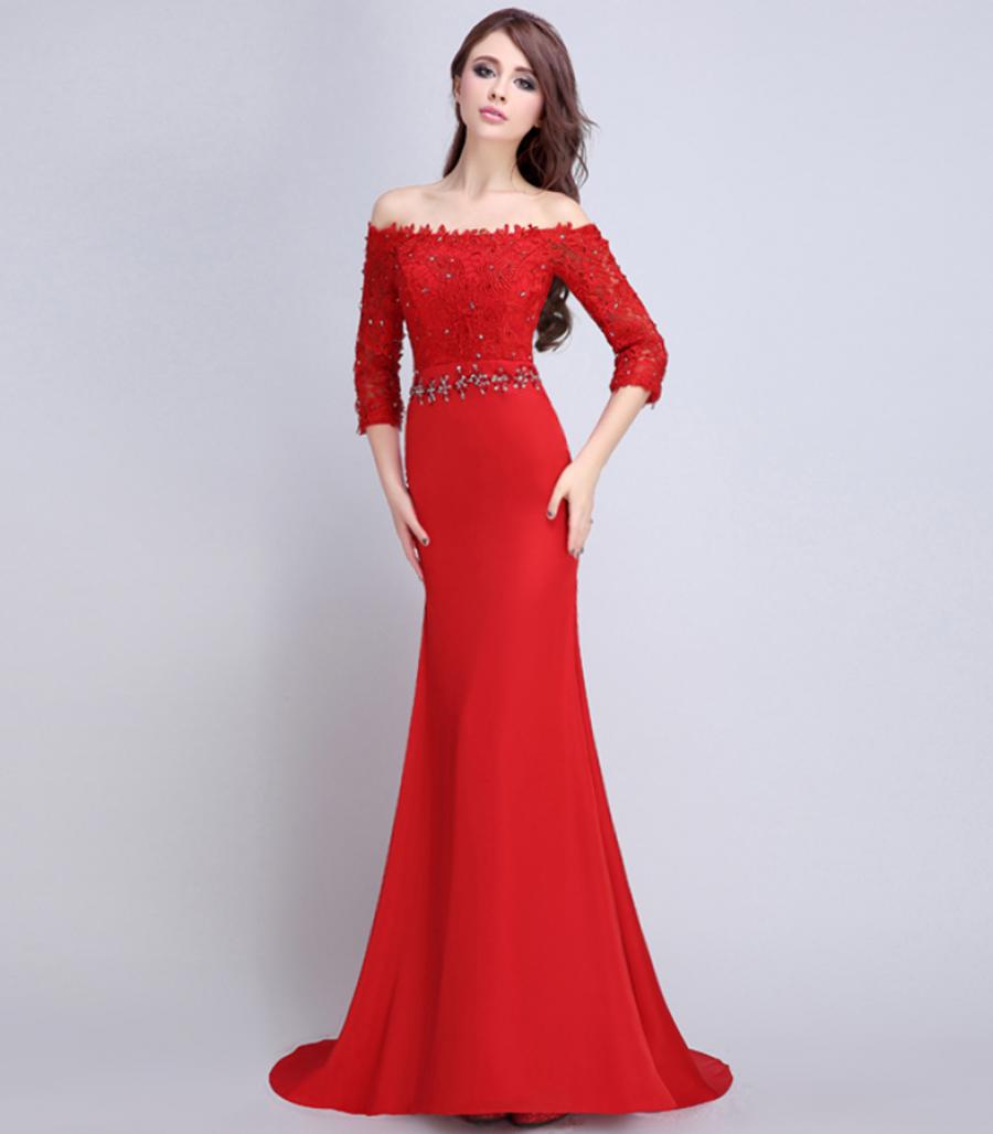 Robe de mariée - Style sirène