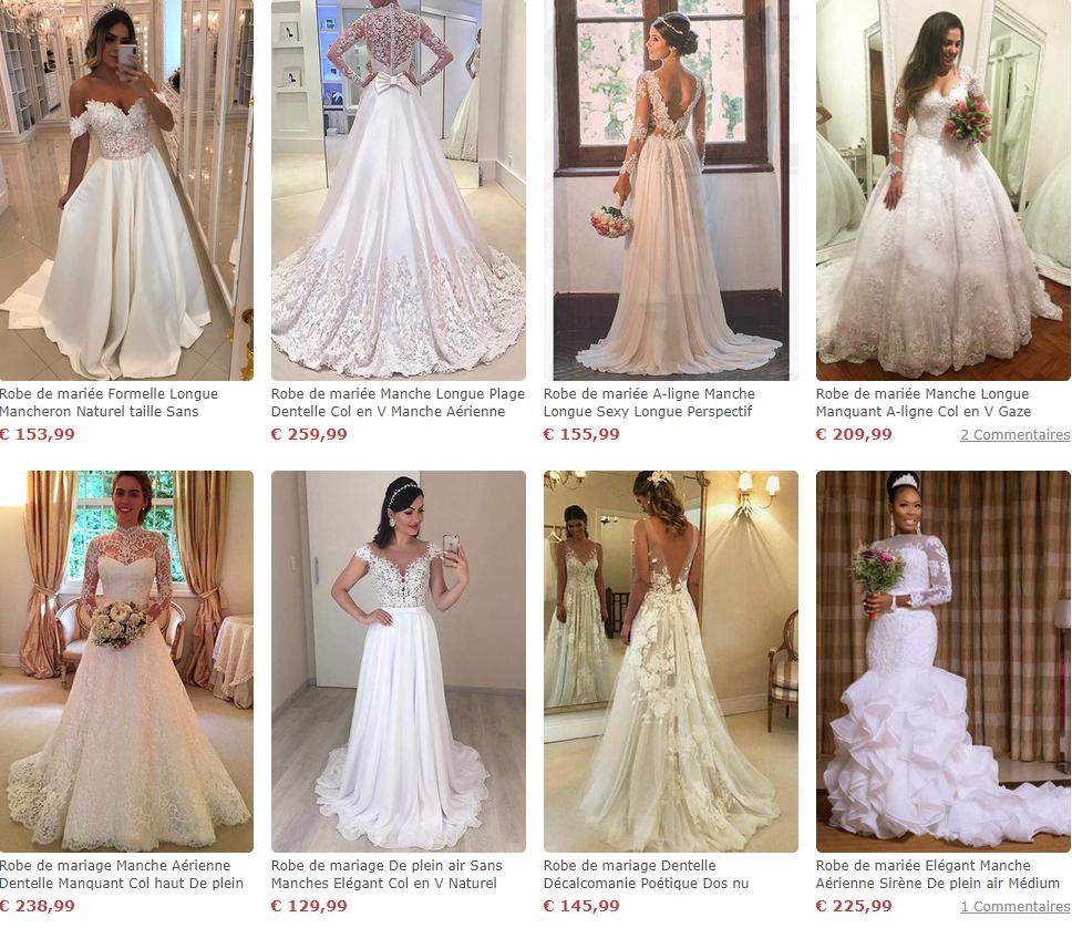 Choisir une robe de mariée écologique