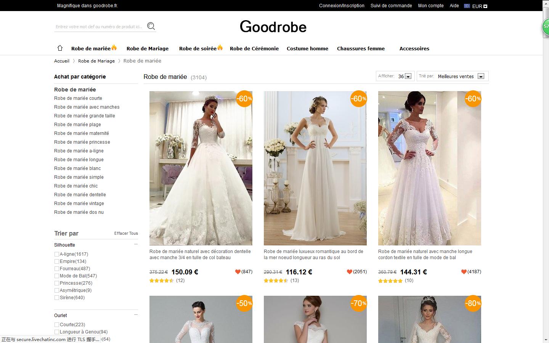 Votre robe de mariée a une valeur sentimentale élevée