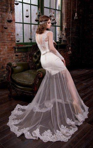 dass ich mit meinem Hochzeitskleid von meiner Reise zurückkommen würde