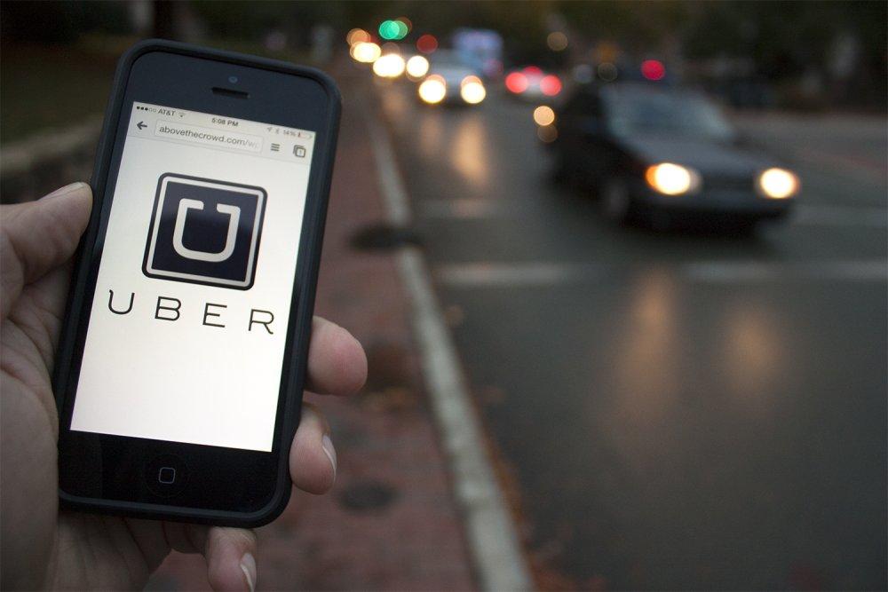 Co je Uber a jak funguje aplikace