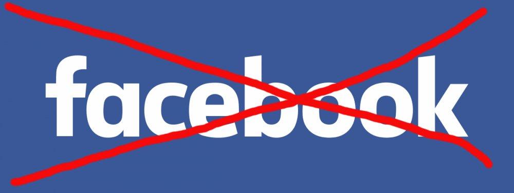 Jak zrušit (smazat) účet na Facebooku